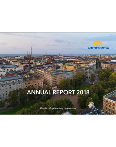Årsredovisning 2018 (in English)