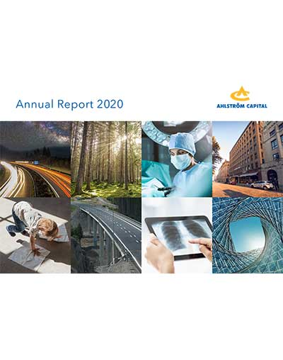 Ahlström Capital Annual Report 2020